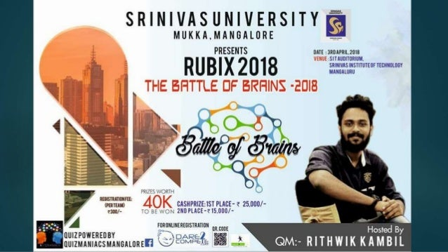 FINALS-03/04/2018 RESEARCHED AND CONDUCTED BY RITHWIK K
