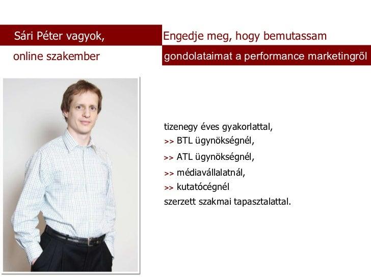 performance marketing Slide 2