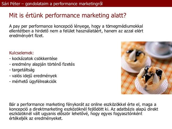 performance marketing Slide 3