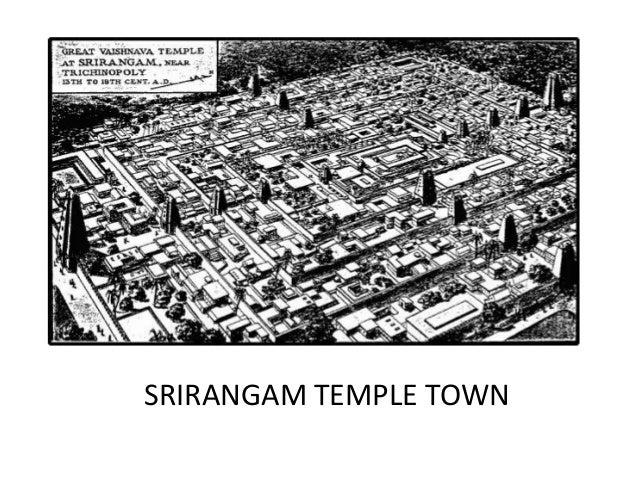 SRIRANGAM TEMPLE TOWN