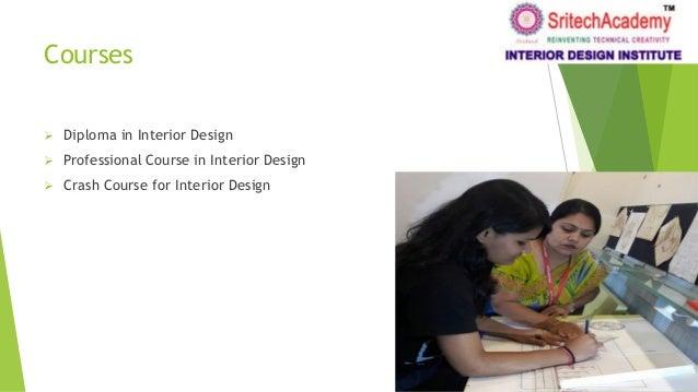 Diploma In Interior Designing Kolkata