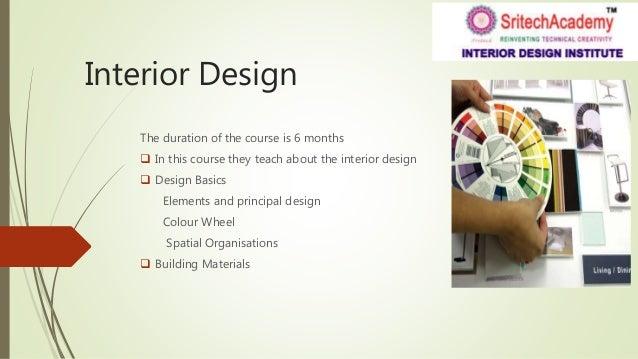 Best Interior Design Courses best interior design institute in kolkata | sritech academy