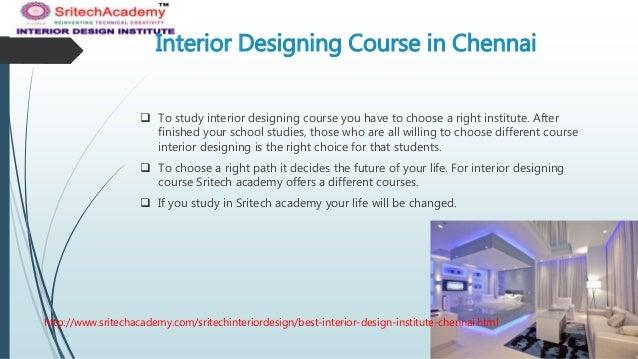 Interior Designing Courses In India Interior Design Course