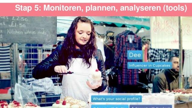 Stap 5: Monitoren, plannen, analyseren (tools) - 26March 2014 Social Publishing en Influencers – SRM masterclass11