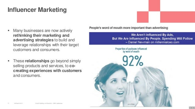  Many businesses are now actively rethinking their marketing and advertising strategies to build and leverage relationshi...