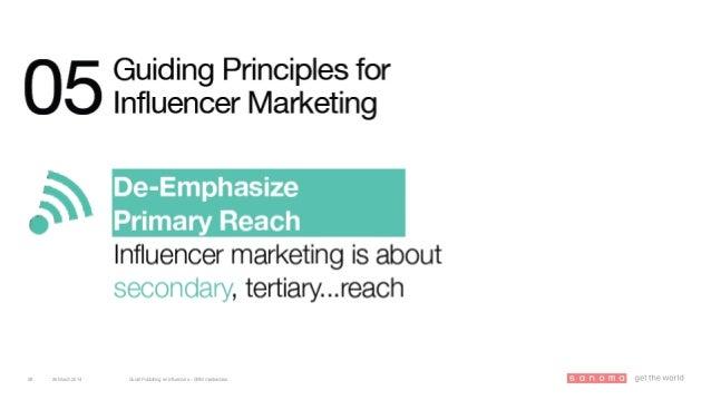 26March 2014 Social Publishing en Influencers – SRM masterclass28