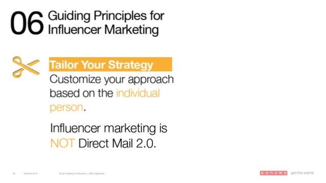 26March 2014 Social Publishing en Influencers – SRM masterclass29