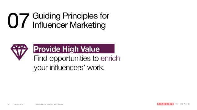 26March 2014 Social Publishing en Influencers – SRM masterclass30