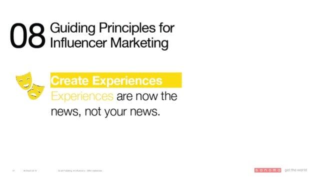 26March 2014 Social Publishing en Influencers – SRM masterclass31