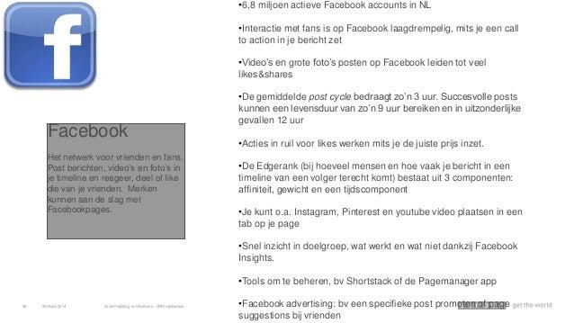 """Facebook Het netwerk voor vrienden en fans. Post berichten, video""""s en foto""""s in je timeline en reageer, deel of like die ..."""
