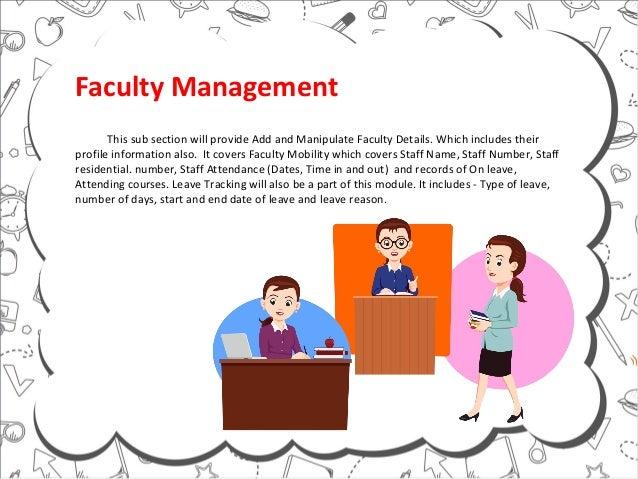 Student Record Management presentation