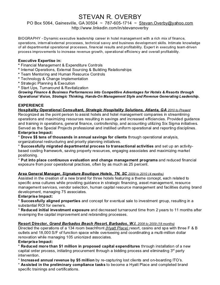 sales manager in tourism resume