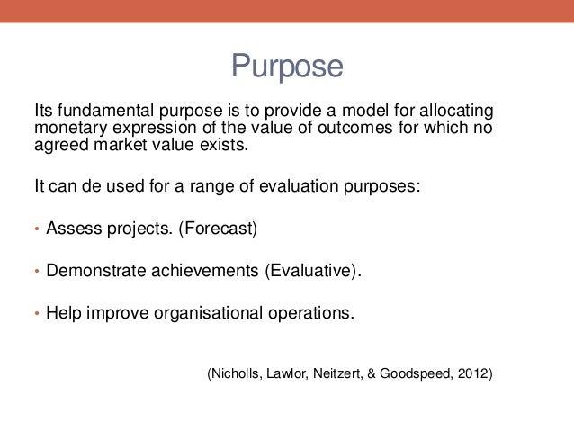 sroi presentation ppt, Modern powerpoint