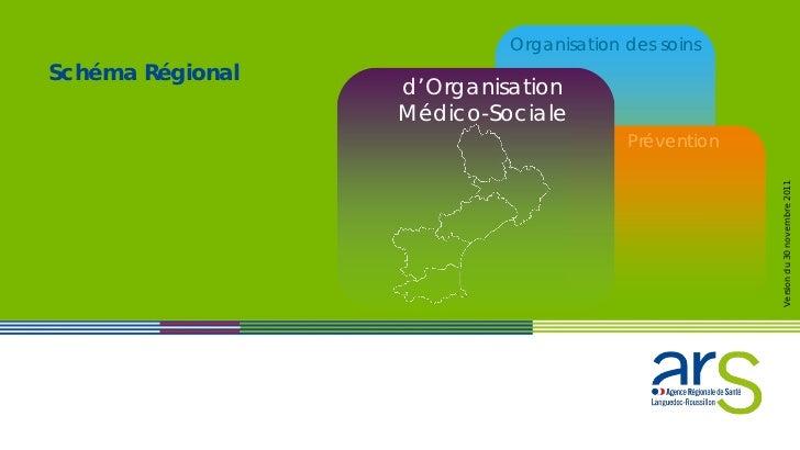 p.1                           Organisation des soinsSchéma Régional                  d'Organisation                  Médic...
