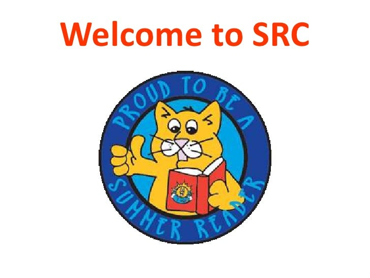 Welcome to SRC