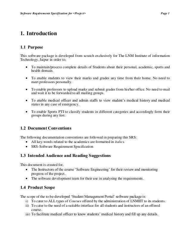 school management system documentation