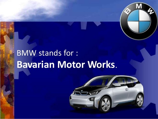 Fun Facts About Bmw