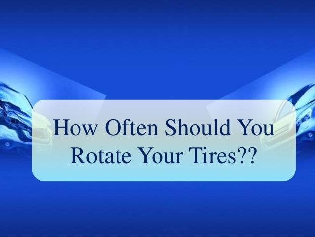 how often should you rotate your tyres. Black Bedroom Furniture Sets. Home Design Ideas
