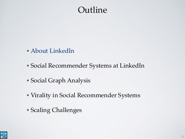 Large-scale Social Recommendation Systems: Challenges and Opportunity Slide 3