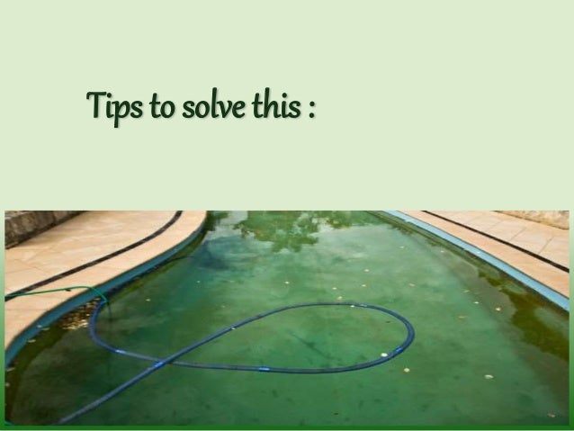 Swimming pools can help you live a better life What causes low ph in swimming pools