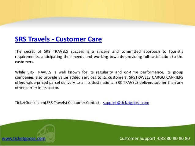 srs travels pune office