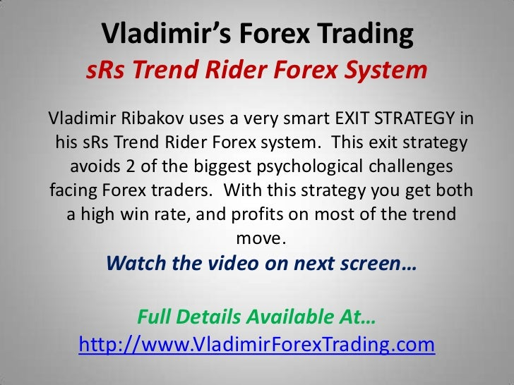 Forex trend rider review