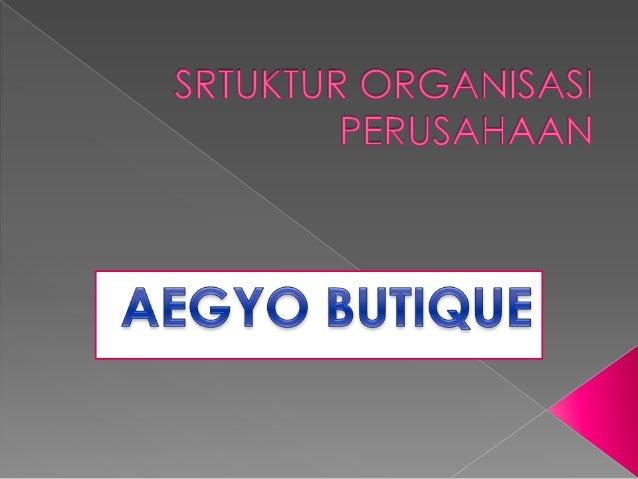  Direktur Utama General Manager Divisi A (Pemasaran) Divisi B ( Keuangan) Divisi C ( Dekorasi dan Publikasi) Divisi ...