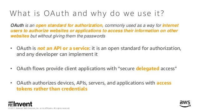 Serverless OAuth: Authorizing Third-Party Applications to