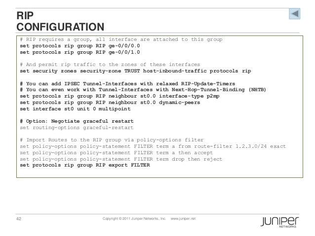 Juniper Srx quickstart-12 1r3