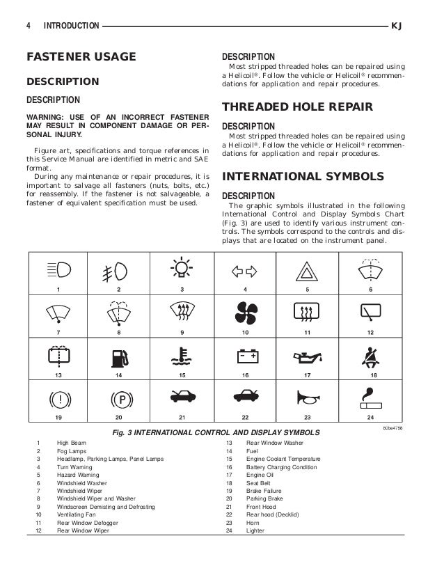 2005 jeep liberty manual
