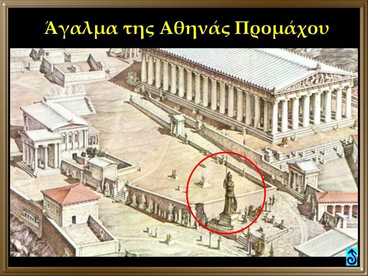 Άγαλμα της Αθηνάς Προμάχου