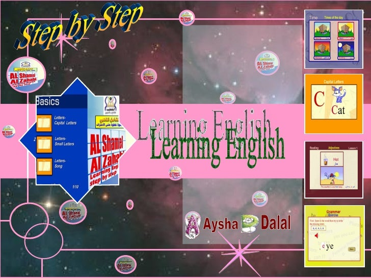 Step by Step Learning English Aysha Dalal