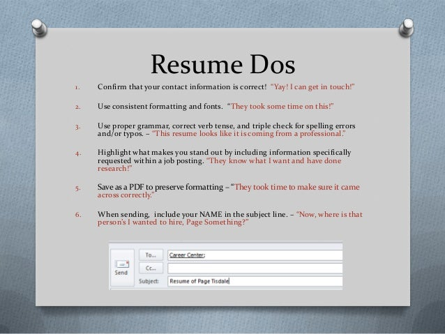 career center resume 101 workshop