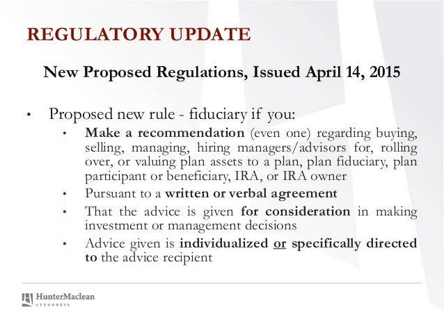 Rebecca Sczepanski Meeting Fiduciary Duties Reducing Liabilities