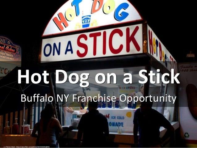 Hot Dog on a Stick Buffalo NY Franchise Opportunity cc: Thomas Hawk - https://www.flickr.com/photos/51035555243@N01