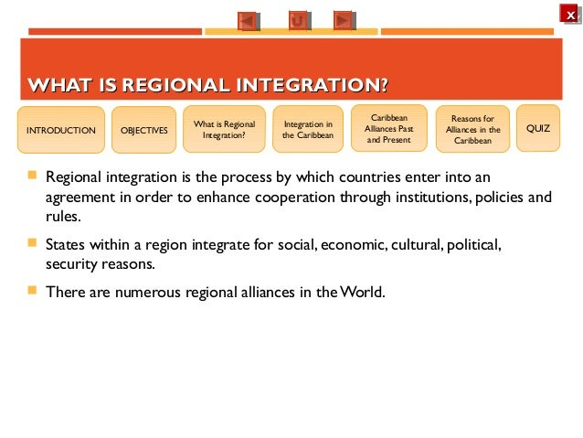 the main benefits to using integrated Chapter 6 regional integration in africa  re-affirming the commitment of the oau's heads of state to an integrated  , while the economic benefits are.