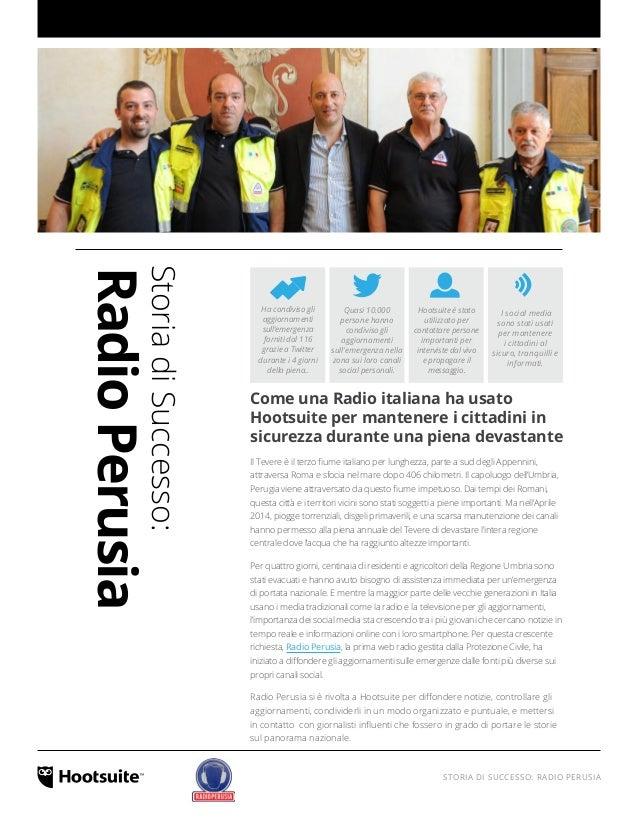 Storia Di Successo: Radio Perusia