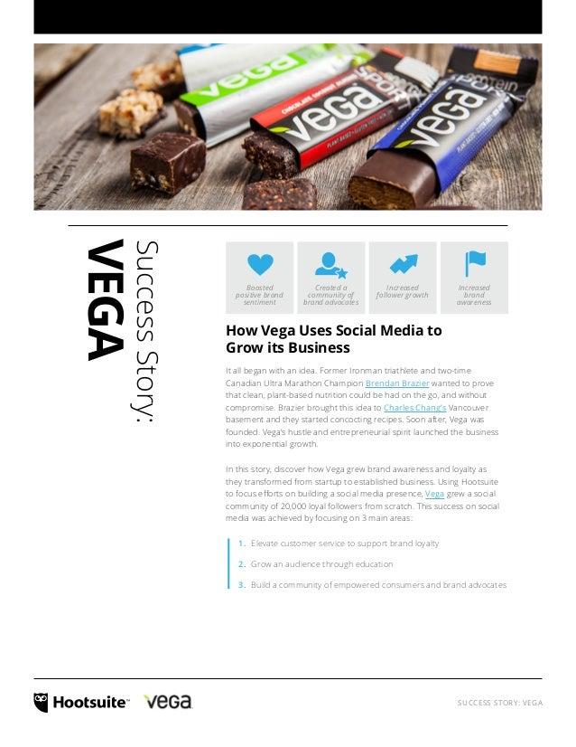 Success Story: Vega