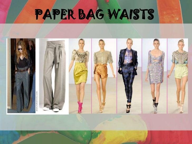 Spring/Summer Fashion Trends 2011