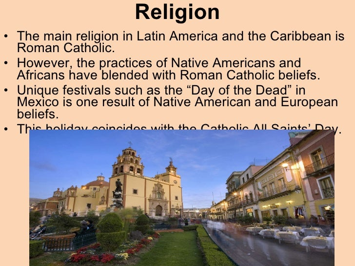 latin american religions essay Free essay: latin american culture latin america represents 1/10 of the world's population, and geographically can be located from the land extensions of.
