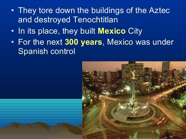 The Aztecs of Mexicas