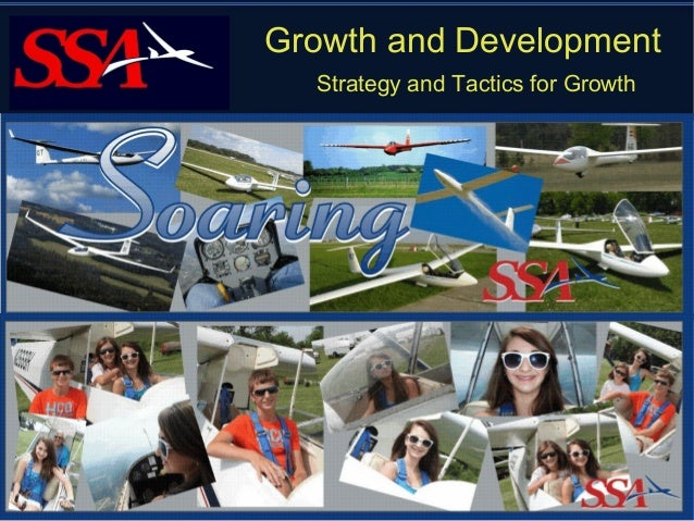 Growth and Development Strategy and Tactics for Growth