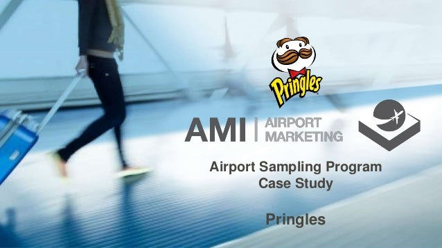 Airport Sampling Program Case Study Pringles