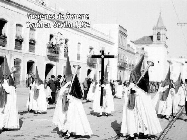 Imagenes de Semana Santa en Sevilla 1.934