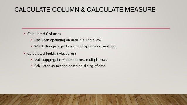 SSAS Tabular model importance and uses
