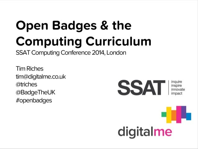 SSAT Computing Conference