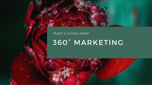 Southern SAWG 2019 - Cut Flower Crop Plans: How to let Martha Stewart, social media, and bloggers do all the work for you