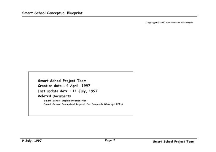 Smart school blueprint blueprint smart school project team 2 malvernweather Choice Image