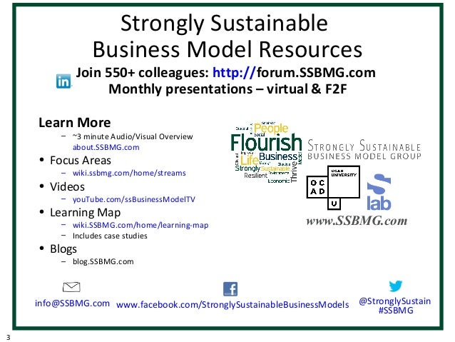 SSBMI Toolkit Project Update - from Strongly Sustainable to Flourishing v1.21f (dec 2014) Slide 3