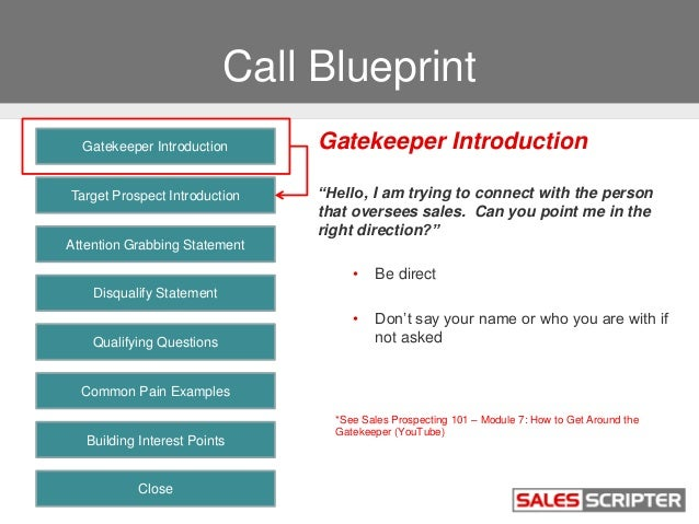 How to build a cold call script that works 13 call blueprint malvernweather Choice Image